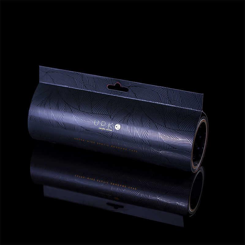 UPKO|SM 束縛寬膠帶 30cm X 16M - 黑色