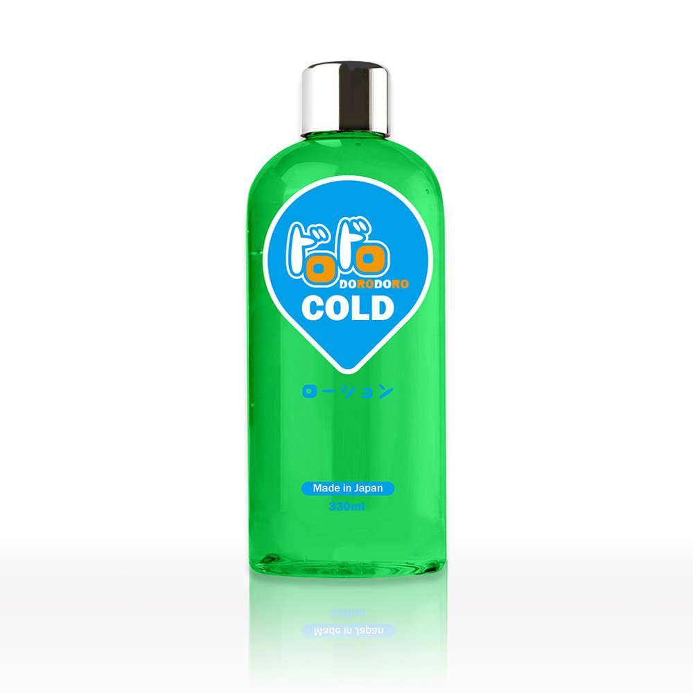 DORODORO 日本原裝 免沖洗 COLD 涼感潤滑液 - 330ml