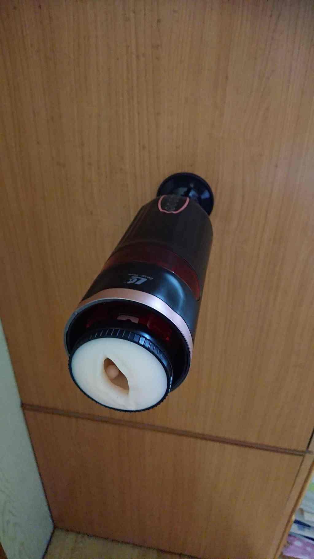 新血來潮買了這個 神行者電動飛機杯  意外的有趣
