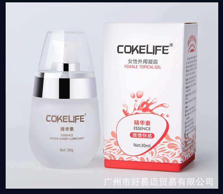 COKELIFE-慾女高潮提升液-30ml